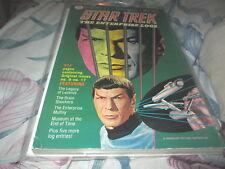 Vintage 1976 Vintage Golden Press Star Trek, The Enterprise Logs Volume # 2