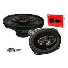"2x Cerwin-Vega H7694 440W Max HED Series 6"" x 9"" 4-Way Coaxial Car Speakers"