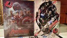 MARVEL AVENGERS AGE OF ULTRON STEELBOOK 3D NOVAMEDIA ONE CLICK EDITION # 723