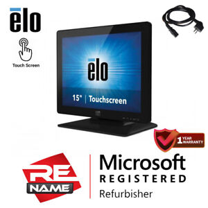 """Elo ET1523L 15"""" Touch Screen Monitor (DHL Express)"""