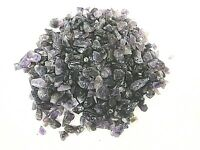Amethyst Grade A Chips 5-15mm 1/2 Lb Addictions Insomnia Reiki Healing Crystal