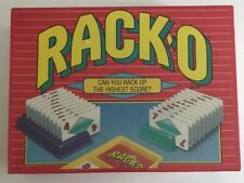 NEW VINTAGE Rack-o Game by Parker Brothers (1992 Edition)