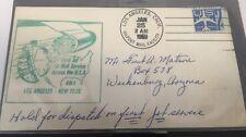 AM4 First Jet Service LA To NY, 1959