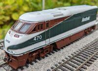 Athearn RTR F59PHI Amtrak Northwest 470 Cascades HO Passenger Locomotive DCC Rdy