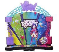My Little Pony A8060 Equestria Girls Rainbow Rocks Mane Event Stage Playset