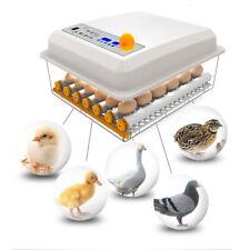 24 Eggs Incubator Box Automatic Digital Duck Chicken Hatcher Turning Machine Usa