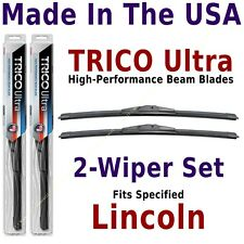 Buy American: TRICO Ultra 2-Wiper Set: fits listed Lincoln: 13-22-22