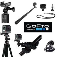 "GoPro El Grande 38"" EXTENSION POLE + ACCESSORIES FOR GOPRO TRIPOD+ MOUNT ADAPTOR"
