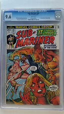Sub-Mariner #58 CGC 9.6 NM+      1st Appearance of Tamara Rahn