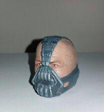 RARE Custom 1/6 TDKR Bane Head for Hot Toys/ Custom-Sculpt by SculptorJoel