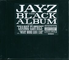Jay-Z. The Black Album (2003) CD NEW SEALED Change Clothes. What More Can I Say