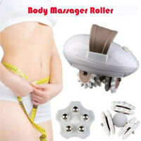 3D Electric Massager Full Body Weight Loss&Fat Burning Roller Cellulite Massager