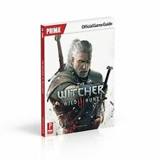 The Witcher 3 Wild Hunt: Prima Game Guide ENGLISH SEALED