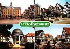 Gruß aus Hofgeismar , Ansichtskarte , 1983 gelaufen