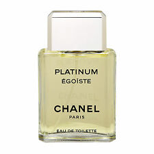 Chanel Platinum Egoiste Pour Homme Eau de Toilette 100ml Fragrance Men EDT#17437
