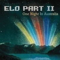 ELECTRIC LIGHT ORCHESTRA II ONE NIGHT IN AUSTRALIA 2 CD NEW