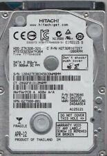 """Hitachi Z7K320-320 320GB 7200RPM 7mm 16MB SATA 2.5"""" Notebook Hard Drive"""