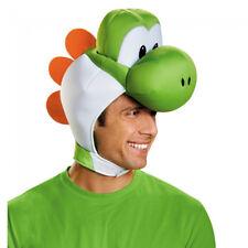Yoshi Adult Headpiece Super Mario Bros. Costume Headwear Accessory