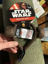 Halloween Star Wars Princess Leia Dog Headband Costume Accessory Size S/M NEW