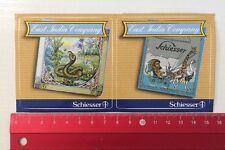 Aufkleber/Sticker: Schiesser - East India Company (160516110)