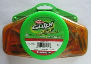 "Berkley Gulp! ALIVE! Minnow - 6.8 Oz. - 3"" - Watermelon Pearl"