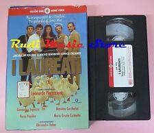 film VHS I LAUREATI M. Ceccherini L. Pieraccioni Cecchi Gori 1995  (F78) no dvd