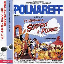 Polnareff, Michel : La Vengeance Du Serpent a Plumes CD