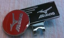 Brand New Red and Black Mizuno Golf Ball marker with hat clip!!