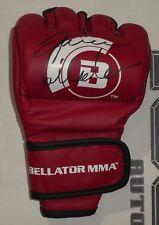 James Gallagher Signed Official Bellator MMA Fight Glove BAS Beckett COA Auto'd