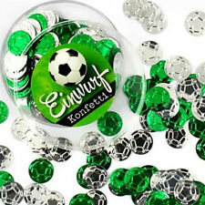 Tischdeko Konfetti Fußball Streudeko Deko Geburtstag Party