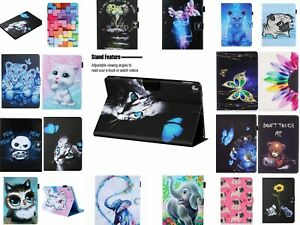 """Case For Apple 9.7"""" inch Air 1/2 + 5th 6th Generation iPad Folding Stand Cover"""