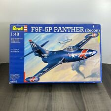 REVELL F9F-5P PANTHER (RECON) MILITARY JET 1/48 04582 NEW OLD STOCK RARE