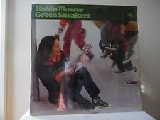 """ROBIN FLOWER - GREEN SNEAKERS - FLYING FISH RECORDS-FF-273 - """"SEALED"""""""