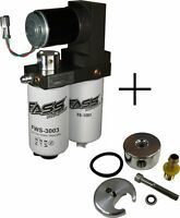 FASS Titanium Series Fuel System with Sump 150GPH Ford Powerstroke 6.4 2008-2010