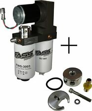 FASS Titanium Series Fuel System with Sump 150GPH GM Duramax 6.6L 2001-2010