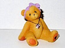 June - Birthstone Bear - Cherished Teddies - Enesco - Nib