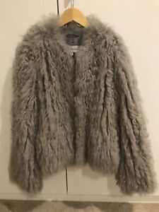 Friends With Frank Fur Jacket