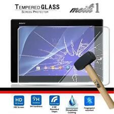 """Tablet Tempered Glass Screen Protector Cover For Sony Xperia Z2 10.1"""""""