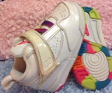 NIKE Jordan RAINBOW BABY TODDLER 5C Sole Is Much Like Fruity Pebbles FREE  SHIP