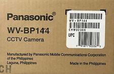 Panasonic Wvbp144 Pan Camera 1/3 B/W 24Vac