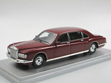Fort de Scale Models-Rolls Royce Phantom Majestic by BERTONE (1995) Red 1/43