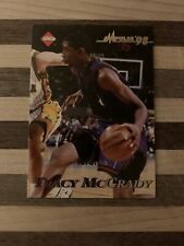 1998 Collector's Edge Impulse 98 Basketball Tracy McGrady Rookie Card #28