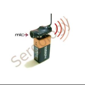 FM Mini Spion Sender | Audio Wanze | Spionage Abhörgerät | MINI SENDER | WANZE