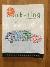 Marketing : An Introduction by Gary Armstrong and Philip Kotler - 11th Edition