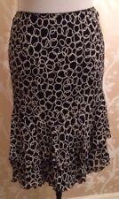 Hobbs Layered Skirt Size 8