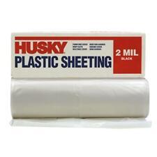 10u0027 x 100u0027 clear 2 mil home industrial plastic sheeting drop cloths