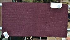 "Mayatex San Juan Solid Wool Saddle Blanket Pad 36"" x 34"" - #32 Burgundy"