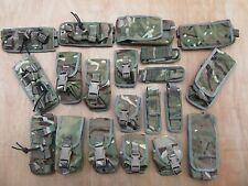 MTP Osprey MOLLE pouches, x 20, Ammo, Grenade Smoke etc.