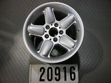 """1 Stk. orig. AC Schnitzer BMW Alufelge 8Jx16"""" ET14 E32 E34 E38 5'er 7'er #20916"""