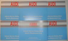 Generic Service History Book Suitable For Audi A1 A2 A3 A4 A5 A6 A7